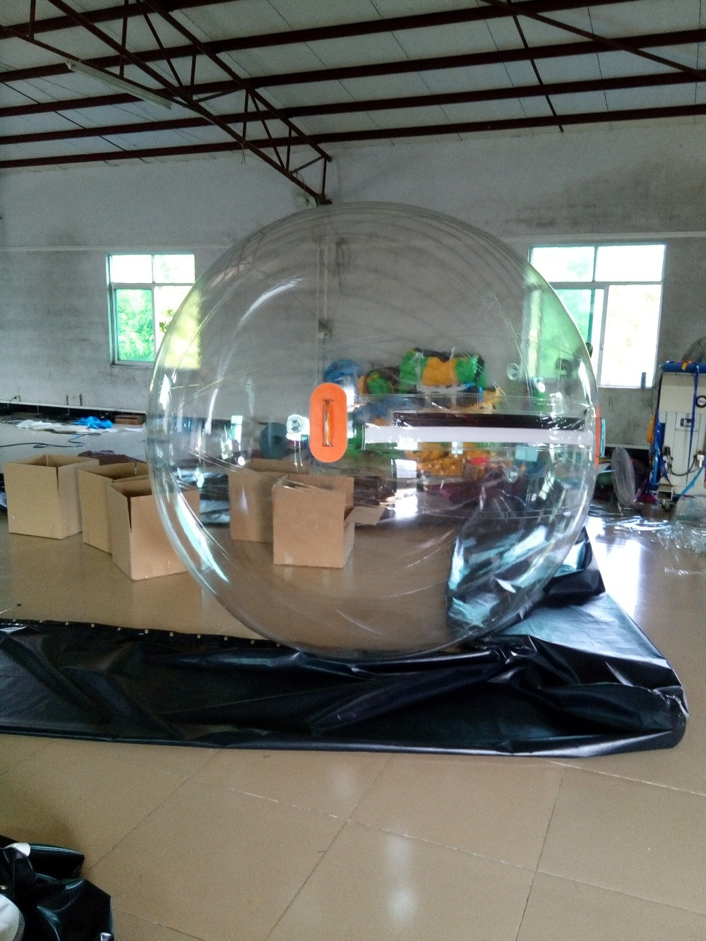 Hamster Size Sized Hamster Ball/water