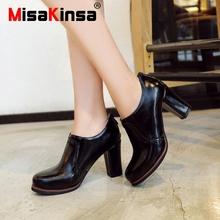 big size 32-48 women high heel shoes ladies zipper brand round toe sweet pumps fashion quality footwear heels shoes P22939(China (Mainland))