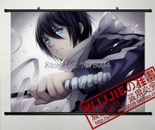 Anime Noragami Yato/Yaboku Home Decor Poster Wall Scroll