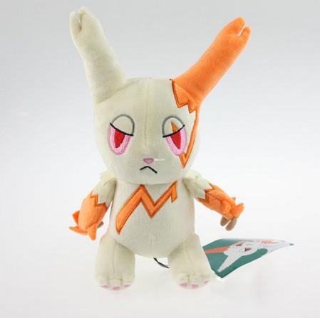 5Pcs/lot New Arrival 820CM  Pokemon Zangoose Rabbit Stuffed Animal Plush Toy Dolls With Tag Free Shipping<br><br>Aliexpress