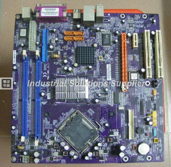 Фотография A6000C 915P-B L-I915E BTX motherboard with the PCI-E 775 platform