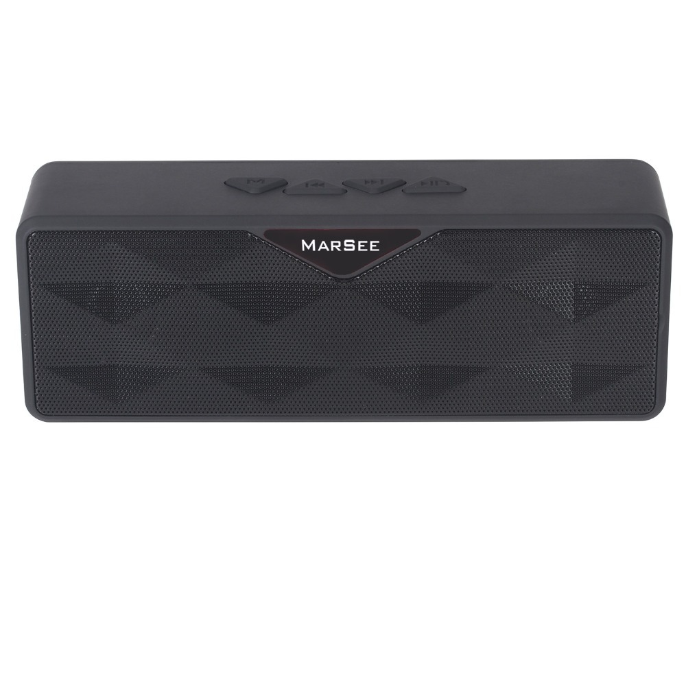 Portable Bluetooth Wireless Speaker,Music Streaming Hands-Free Calling,6W Driver Speakerphone, Built-in Mic Rechargeable Battery