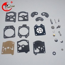 Carburador Carb Kit Walbro K10 WAT WA peso diafragma junta duro partes Kart