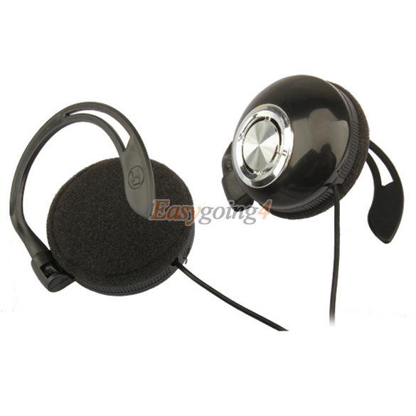EA14 Sport Earphone Clip On Sports Stereo Headphones Earphone For MP3 MP4 Player