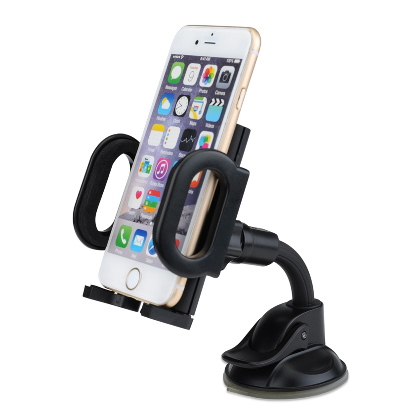 Mpow Flex Dashboard Mount Universal Car Mount Holder Cradle for iPhone/Samsung series, Nexus, LG, HTC and More Phone Models(China (Mainland))
