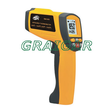 GM1850 Infrared Laser Point Non-Contact Digital Thermometer Temperature Tester IR thermometer