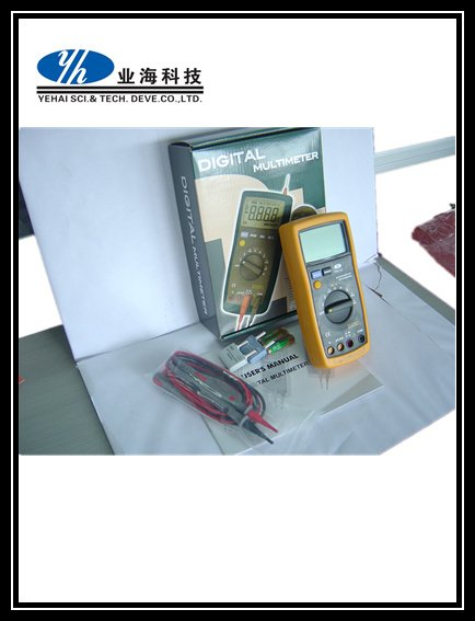 4000 Counts+SMT injection+Innovative Digital Multimeter YH112 Equilavent to Fluke 15B DMMs(China (Mainland))