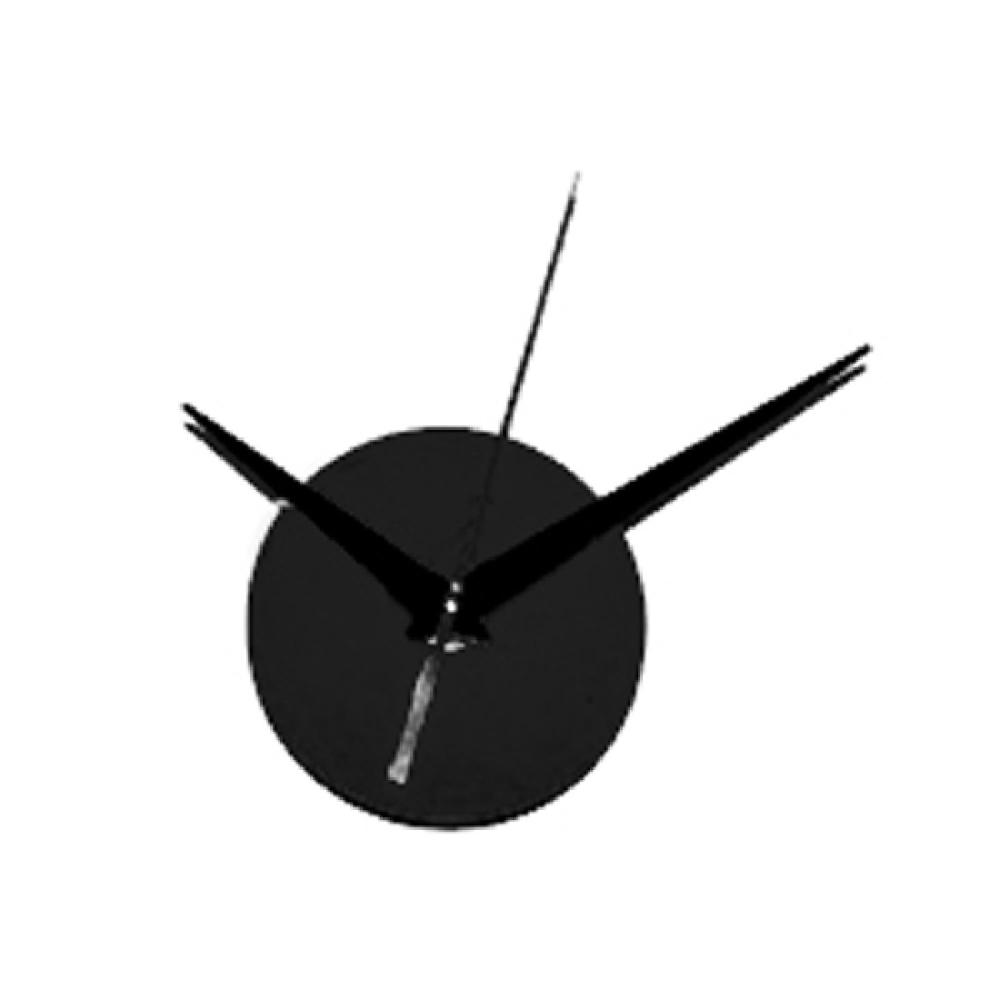 New Black Quartz Wall Clock Movement Mechanism Repair DIY Tool Kit + Black Hands(China (Mainland))
