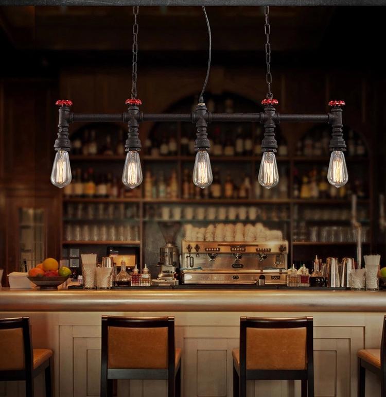 Online Get Cheap Vintage Light Fixtures Aliexpresscom  : Retro Loft Style Water Pipe Lamp Edison Pendant font b Light b font font b Fixtures from www.aliexpress.com size 750 x 771 jpeg 366kB