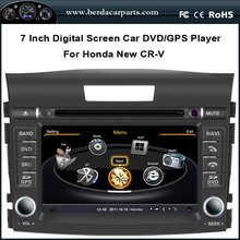 Car DVD Player For Honda CRV 2012 With GPS Radio Bluetooth 1G CPU Free Map
