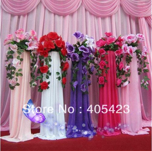 Большие цветы на сцену