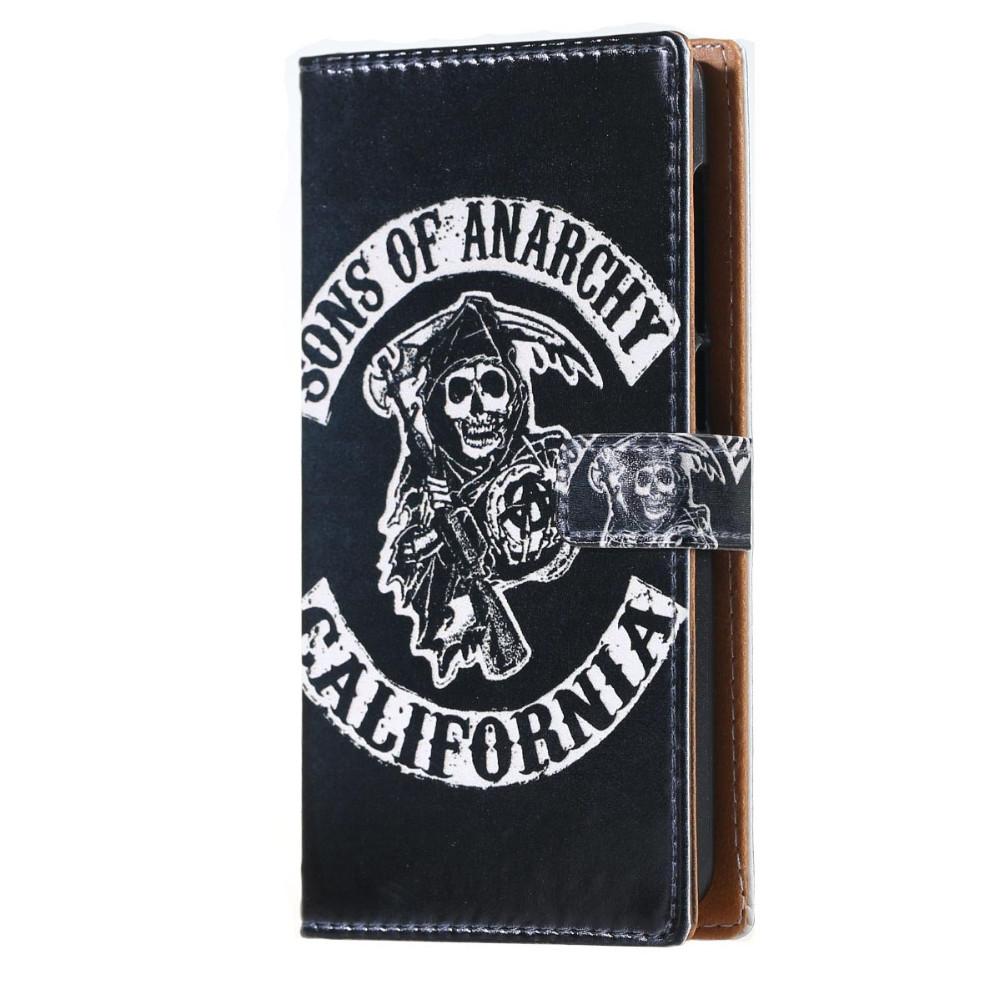 Lenovo A536 case.pirates Magnetic Leather Wallet Handbag Book Cover Case sFor Flip Lenovo A536 A358T  Mobile Phone Cases Coque