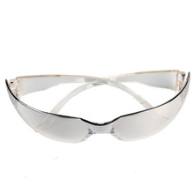 Safety safe Glasses Spectacles Lab Eye Protection Protective Eyewear Clear Lens  (China (Mainland))