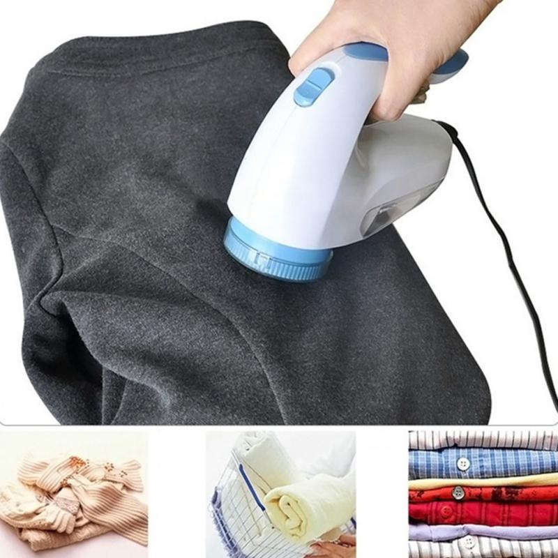 Electric clothes lint removers fuzz pills shaver for sweaters curtains carpets clothing lint - How to remove lint ...