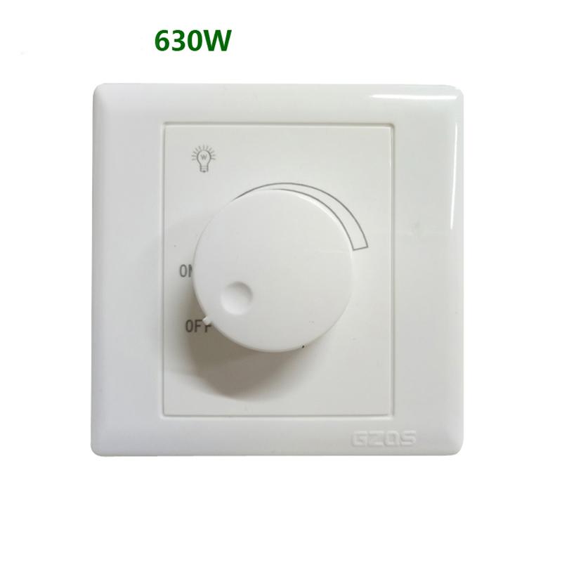 Instalaci n de luz tenue compra lotes baratos de for Interruptor regulador de luz