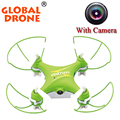 Global Drone GW009C Quadcopter RTF 4CH Helicopter Control Remote Drone HD Drone Quadcopter Quadricopter Dron With