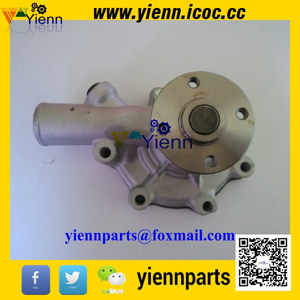 Mitsubishi K3B K3C K3D K3E water pump MM409303 MM433424 for MITSUBISHI 61ES 61KL 61SG 61TT Tractor diesel engine repair parts(China (Mainland))