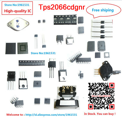 Free Shipping Tps2066cdgnr  CURR-LIMIT PWR-DIST SW 8 hmc1052 Key 2066 TPS2066 3 pcs 3PCS/LOT In stock
