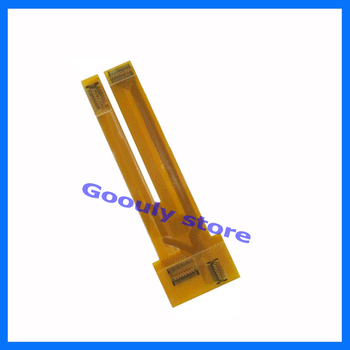 1pcs+free shipping NEW For iPhone 4 4G 4S LCD and touch screen testing flex cable