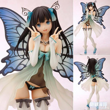 Anime Kotobukiya Daisy Butterfly Fairy Action Figure Collectible Hand Model Doll Figure Toy w