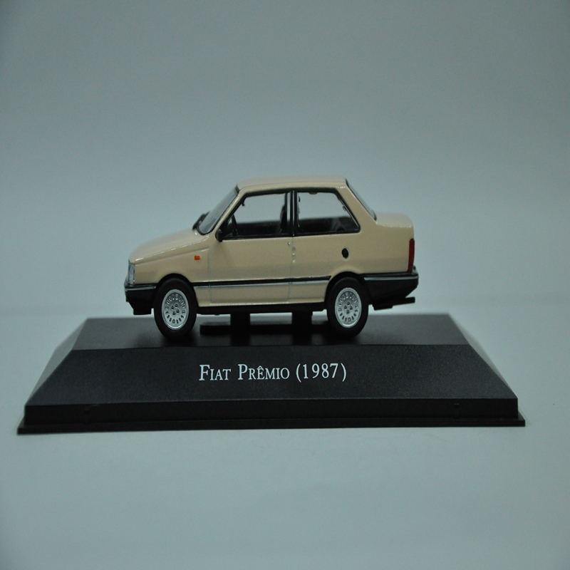 Classic car metal scale models toys 1/43 IXO FIAT PREMIO (1987) vintage metal diecast collectible model cars crafts toy(China (Mainland))