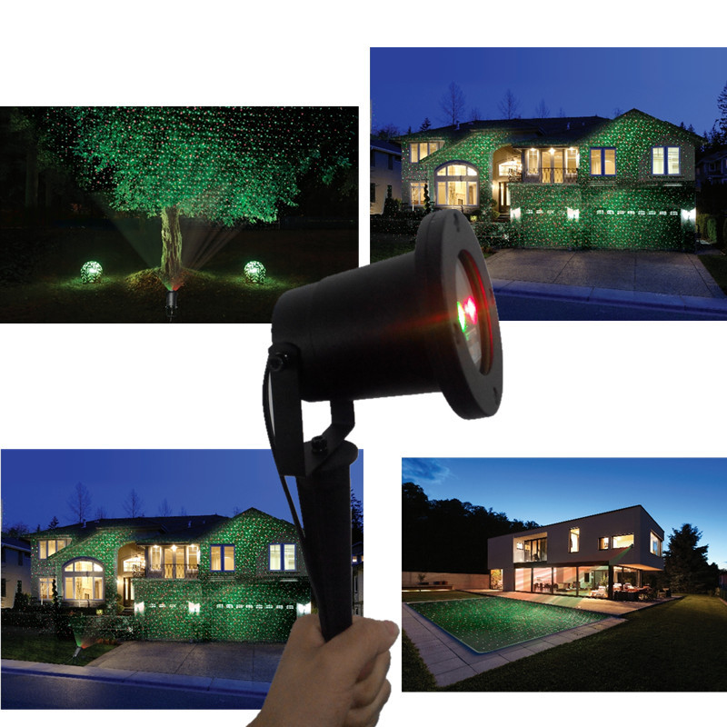 Buy 2015 waterproof led laser sky star for Led jardin exterieur