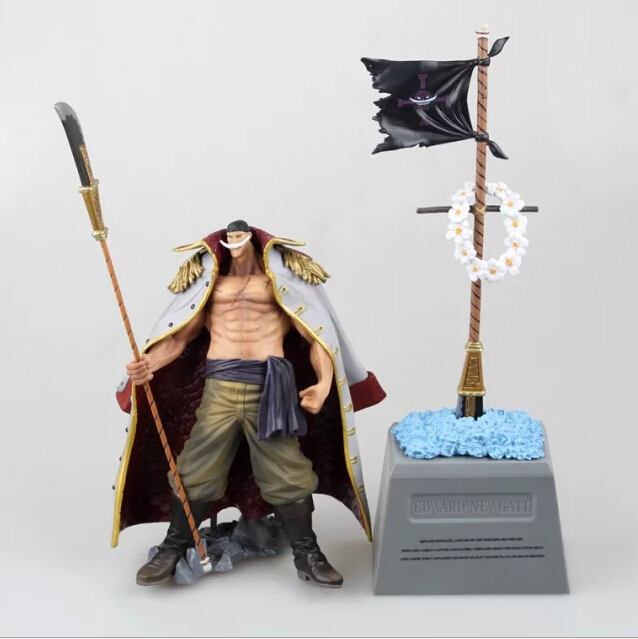 One Piece Action Figure Edward Newgate PVC 20CM Onepiece Special DXF Anime Figure Toys Japanese Anime Figures(China (Mainland))