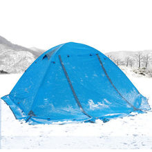 2015 best quality outdoor awning camping tent tourist carpas impermeables 2 person 4 season waterproof tiendas