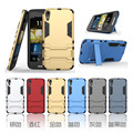 For HTC desire 828 PC Silicone Armored robot Triple Shockproof Rugged Hybrid Phone Case Screen protection