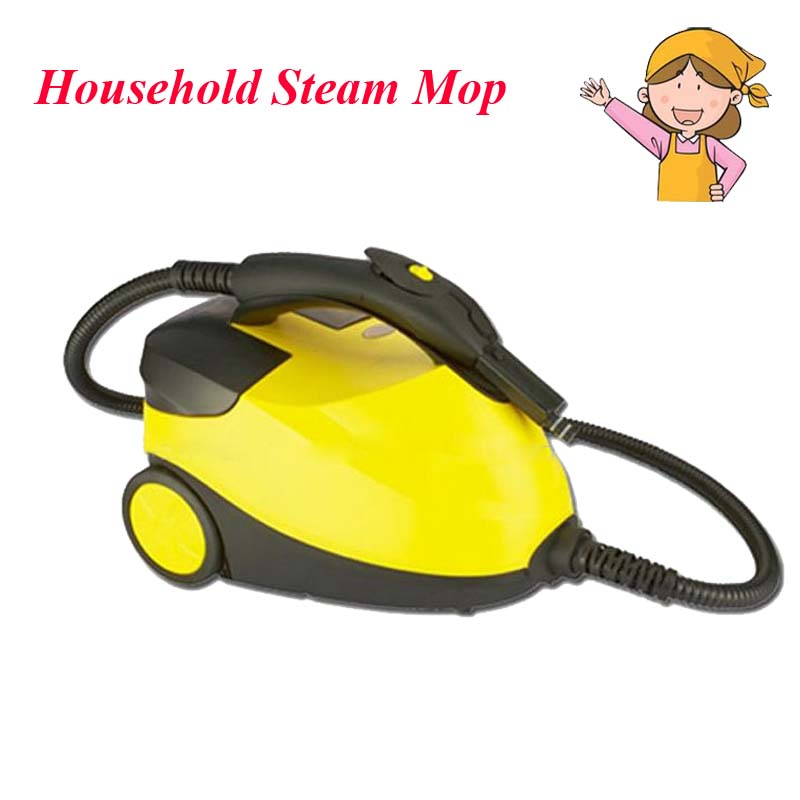 Household Appliance HighTemperature Steam Mop Cleaning Machine High Pressure Steam Cleaner for Car, Home(China (Mainland))