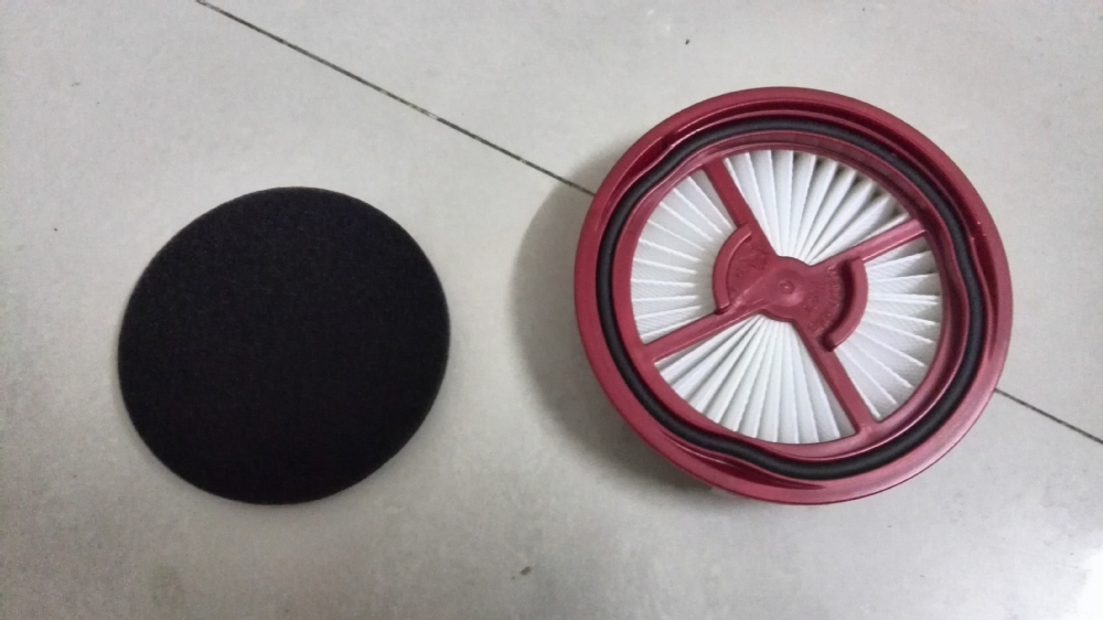 Replacement Vacuum Cleaner Filter For Bissell Symphony Vacuum And Steam 1132 Serials(China (Mainland))