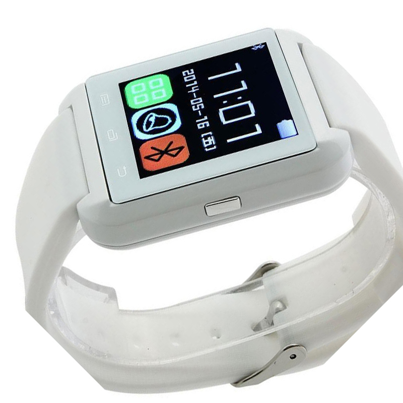 2015 Hot Selling Bluetooth Watch Support Nfc Card Sleep Monitoring U8 Android Smart Watch With Camera Baby Smart Watch(China (Mainland))