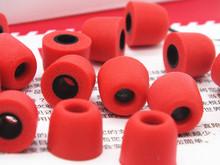 1 pair Comply T100 T200 T400 Earphone tips Memory Foam Sponge ear pads for headphones 3/4.9 mm Caliber C set Headset accessories(China (Mainland))