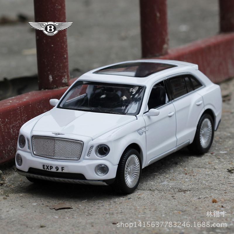 2016 toy cars Bentley Tim Wyatt alloy models good birthday gift souvenir(China (Mainland))