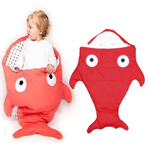 New Cute animal sleeping bag Cartoon Baby Fish pattern Sleeping Bags Newborn warm winter baby Bedding boy girl baby sleeping bag