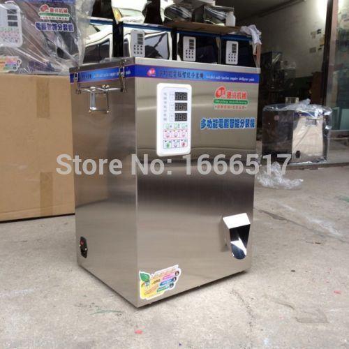 2-250 Grams Auto Screw Quantitative Weighing & Filling Machine Packaging Machine(China (Mainland))