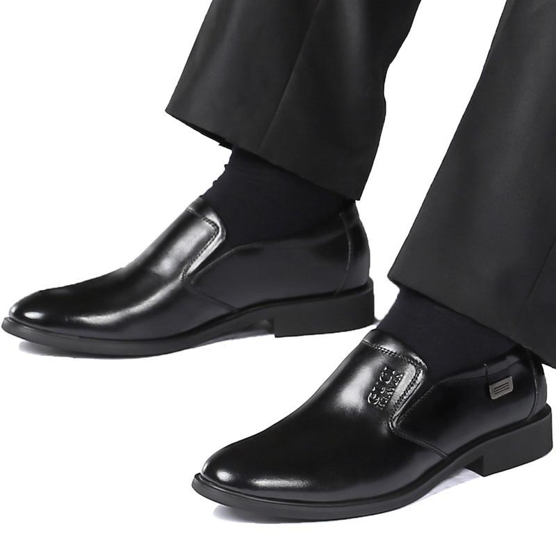 Free Shipping 2014 New Fashion Men Designer Casual Shoes Genuine men Dropshipping Shoes(China (Mainland))