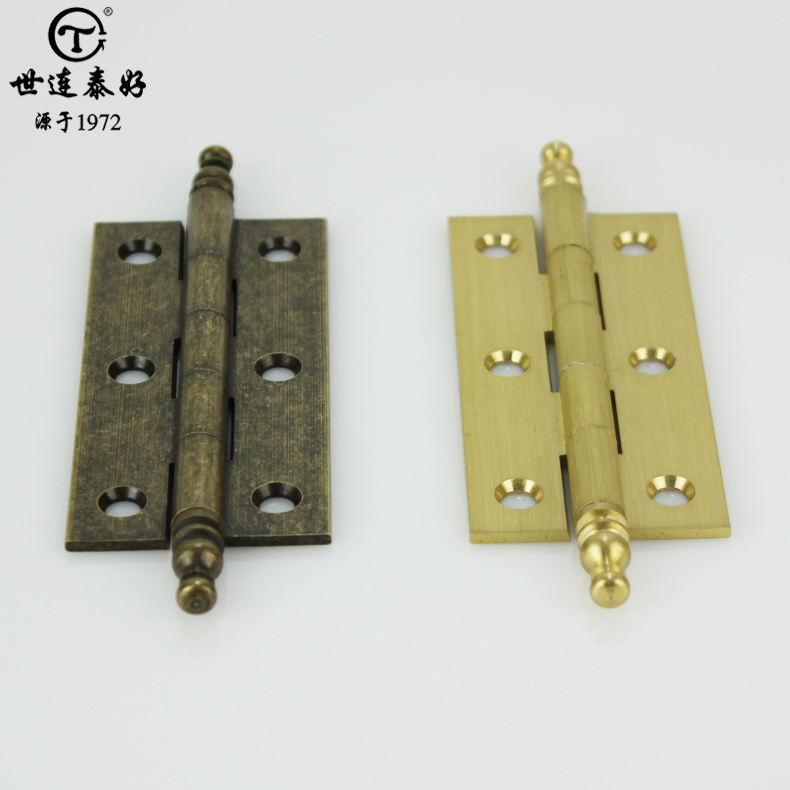 Goodlink topsystem topsystem copper door hinge European anti ancient window hinge 3 inch HG 506 single price(China (Mainland))
