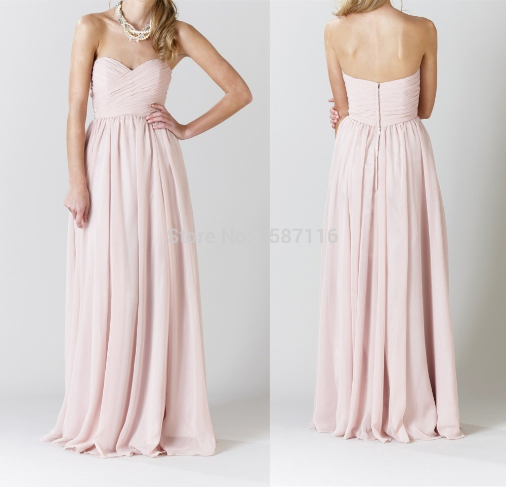 2015 pink bridesmaid dresses plus size with pleated for Plus size pink wedding dresses