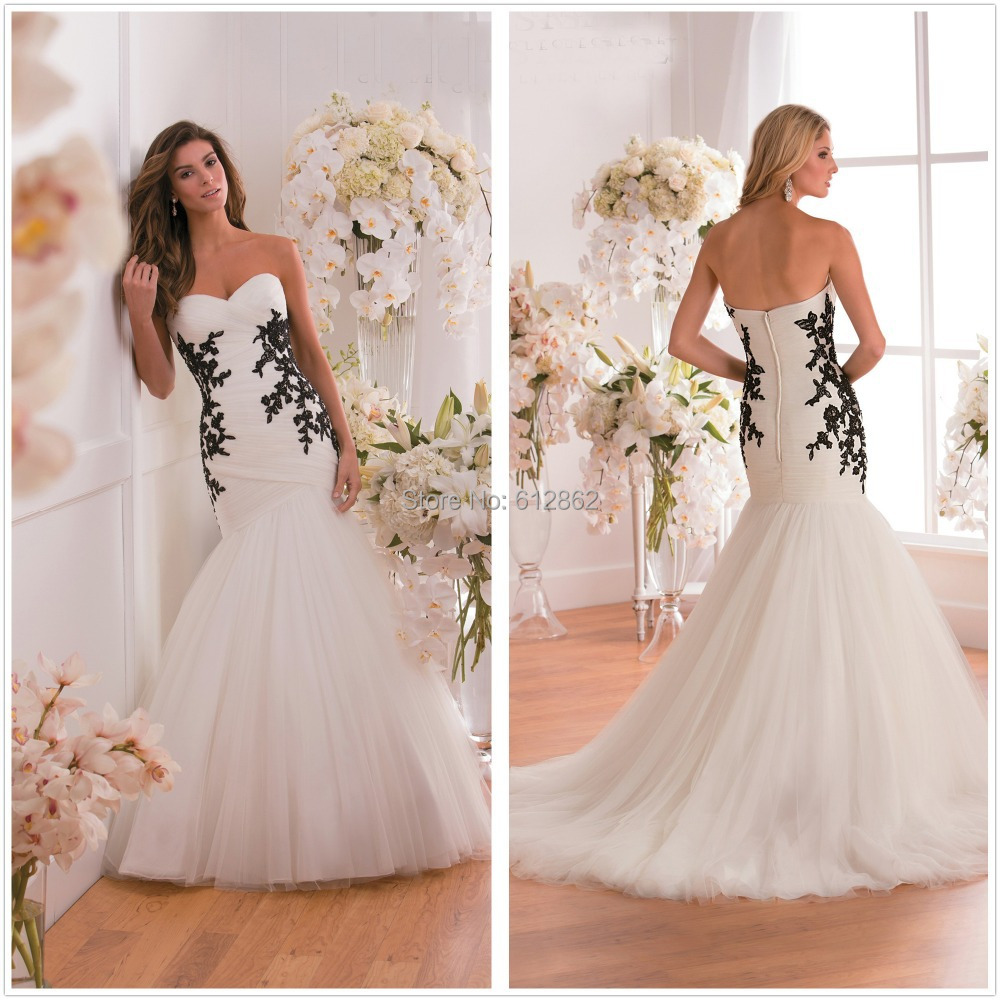 Black And Cream Wedding Dresses Picsbud