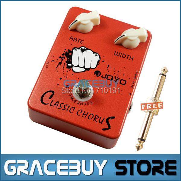 Electric Guitar Bass AMP Dynamic Compression Effect Pedal Classic Chorus Joyo JF-05 JF05 True Bypass