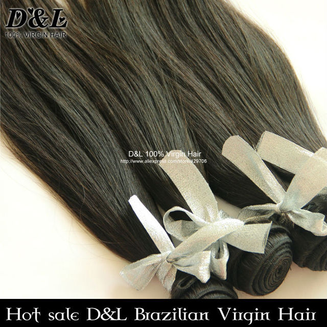 2013 Guangzhou hair product Queens hair unprocessed virgin brazilian natural straight 3bundles  free shipping