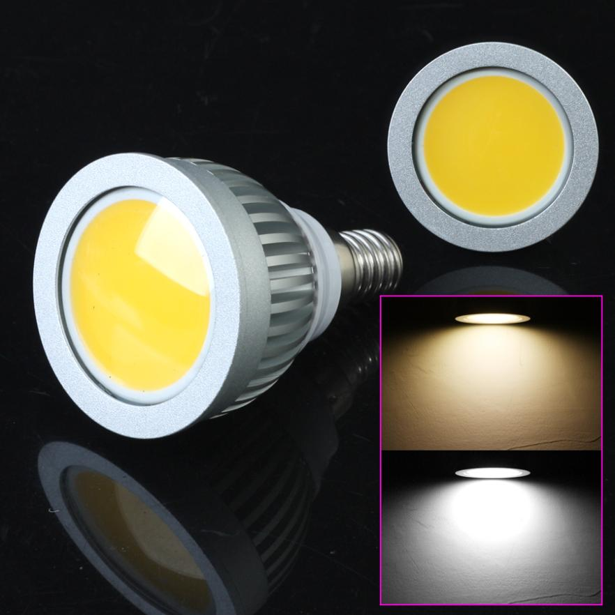 10pcs E14 5W COB Warm White/Cool White High Brightness LED Spot Light Bulb Lamp factory dropshipping free shipping<br><br>Aliexpress