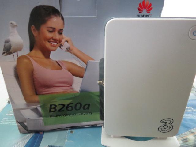 Original Huawei B260a Portable Mini Wifi Router 3G SIM Card Slot(China (Mainland))