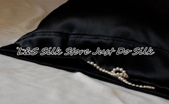 achetez en gros taie d 39 oreiller en soie cheveux en ligne des grossistes. Black Bedroom Furniture Sets. Home Design Ideas