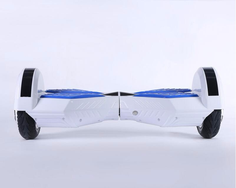 no tax hoverboard 8 inch self balancing scooter led light. Black Bedroom Furniture Sets. Home Design Ideas