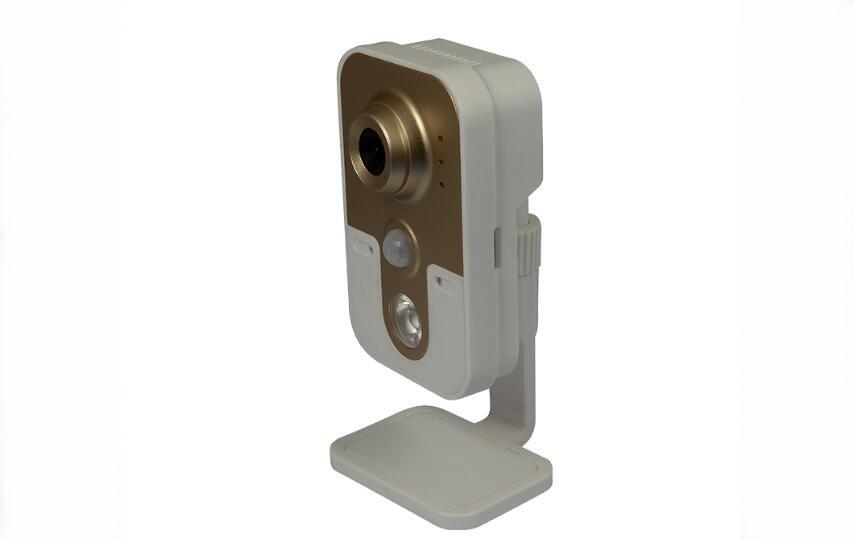 Wireless IP camera LS00A 1.0MP 720P HD Mini Camera P2P wifi Triple Stream camera built-in TF slot IR night vision Baby monitor