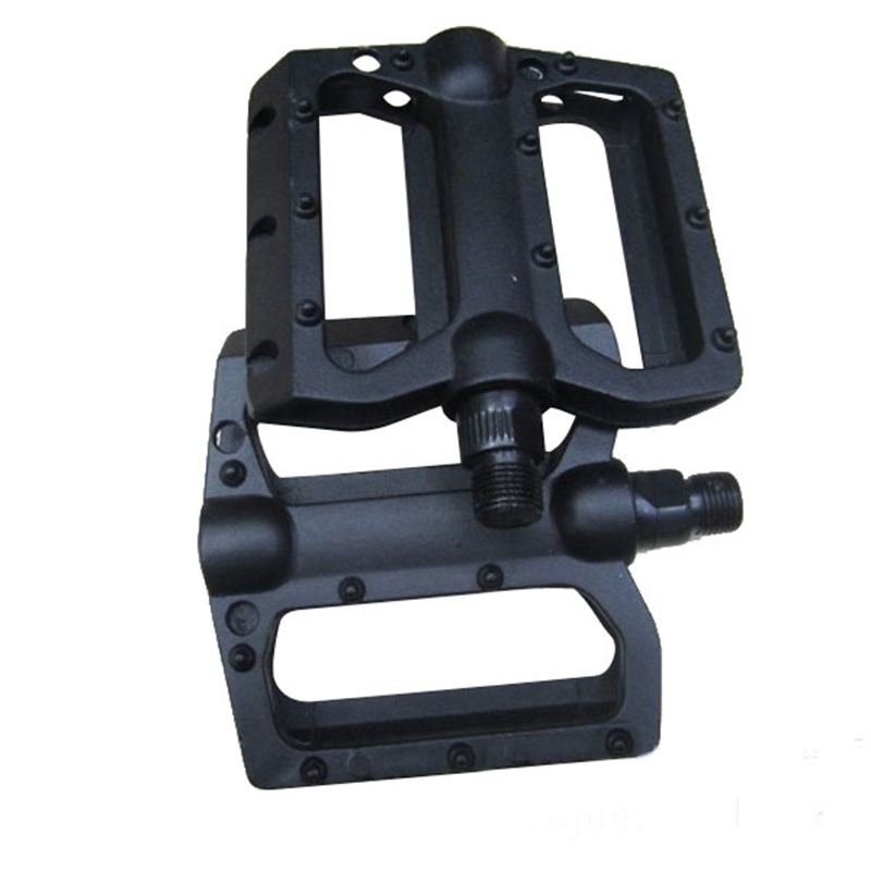 1pair S43-19 Widen Enlarged Aluminium Alloy Mountain Bicycle Pedal(China (Mainland))