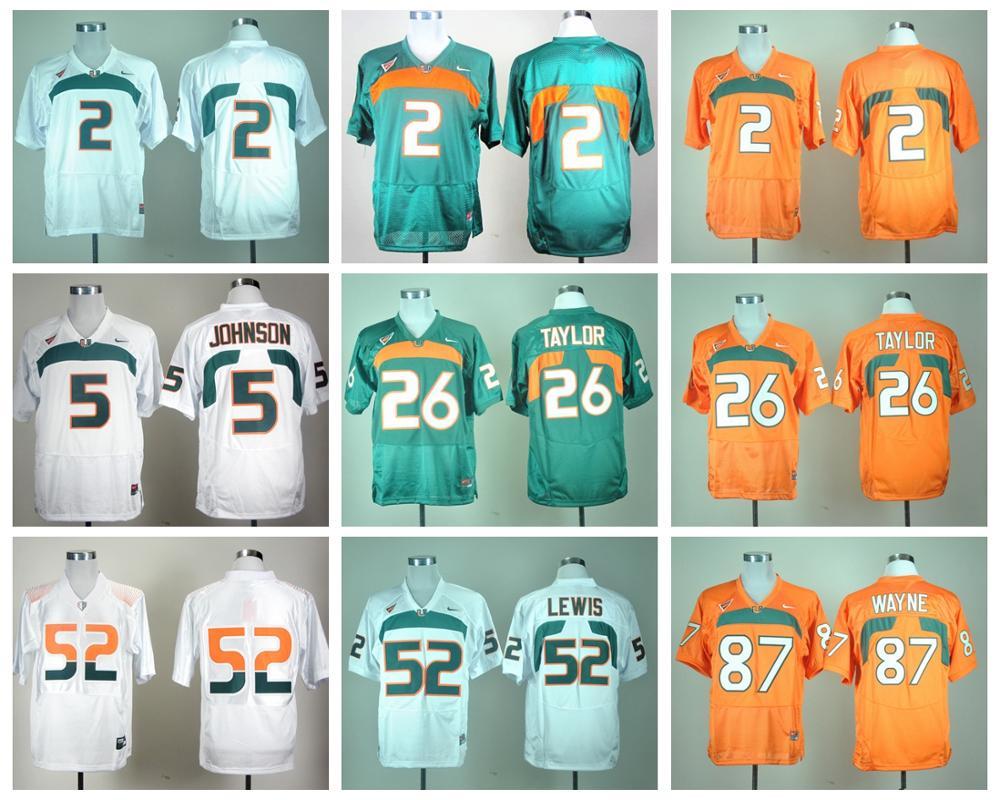 Miami Hurricanes Sean Taylor, Brad Kaaya, Ray Lewis, Hurricanes, Reggie Wayne, Ed Reed(China (Mainland))