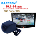 Rear camera MCCD Car Rear View Camera 800TVLWaterproof Wide Viewing Angle For Big size screen Car